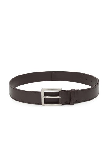LIVE FIT MEN BELTS CHOCOLATE BROWN
