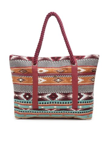 LIVE FIT WOMEN BAG MAROON