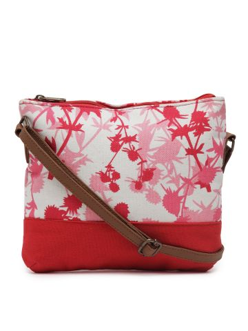 LIVE FIT WOMEN BAG RED