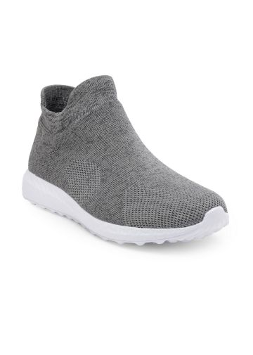 LIVE FIT FOOTWEAR MEN SHOES GREY