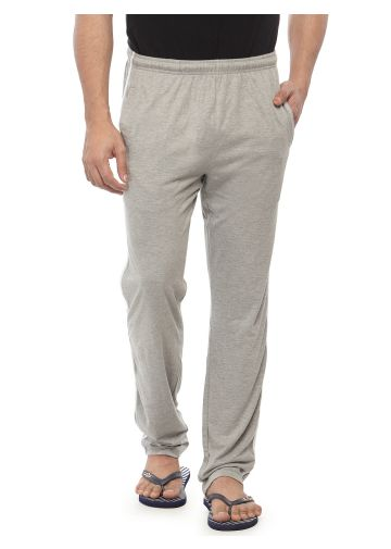 LIVE FIT BAMBOO BLEND YOGA PANT - GREY MELANGE
