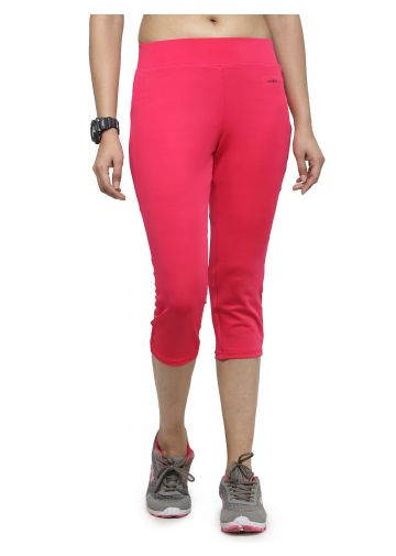 LIVE FIT WOMEN INDOWESTERN YOGA BOTTOM PINK