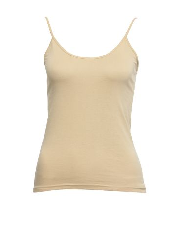 LIVE FIT INNERWEAR CAMI NUDE