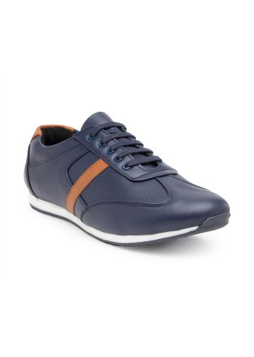 LIVE FIT FOOTWEAR MEN SHOES NAVY-1