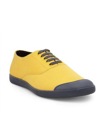 LIVE FIT FOOTWEAR MEN SHOES OCHERE YELLOW