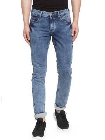 LIVE FIT MENSWEAR DENIM LIGHT BLUE WASH