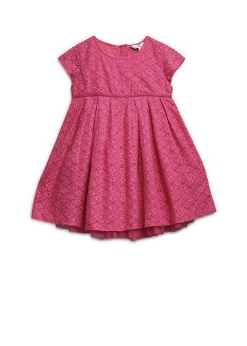 AASTHA KIDSWEAR DRESS RED