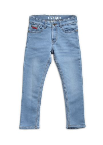LIVE FIT KIDS WEAR BOYS DENIM