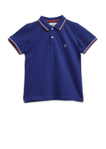 SANSKAR KIDSWEAR T SHIRTS ROYAL BLUE